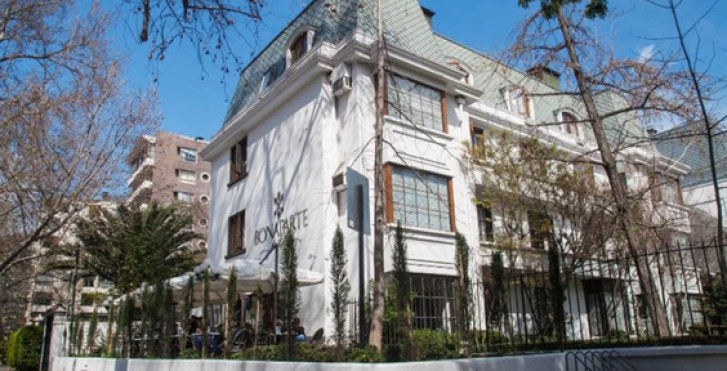 Bild 15558769 - Bonaparte Hotel