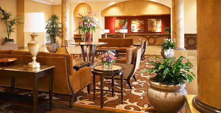 Doubletree Suites by Hilton Hotel Anaheim Resort