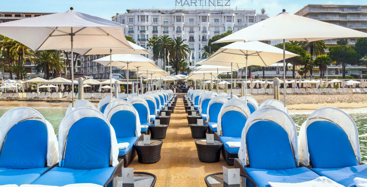 Image 22332407 - Grand Hyatt Cannes Hotel Martinez