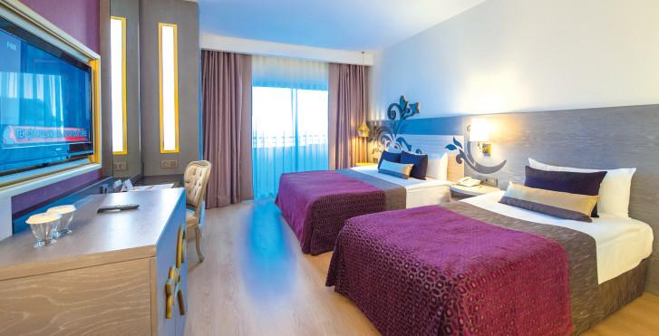 Doppelzimmer - Kirman Belazur Resort & Spa