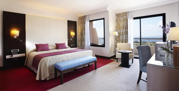 Chambre double Deluxe - GPRO Valparaiso Palace & Spa