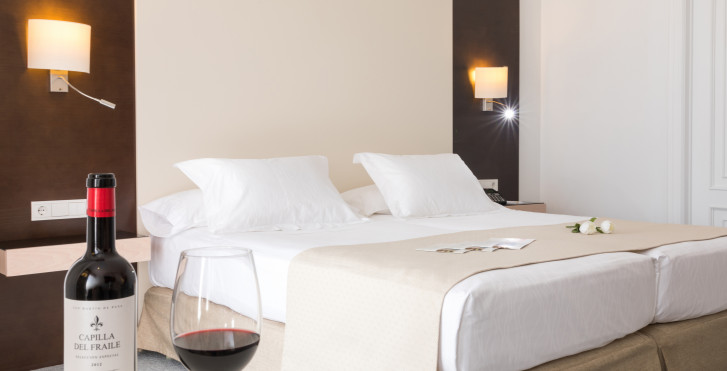Chambre double Classic - GPRO Valparaiso Palace & Spa