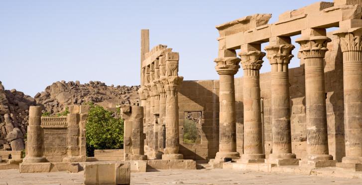 Tempel von Philae, Assuan