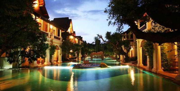 Khum Phaya Resort & Spa Centara Boutique Collection