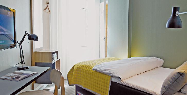 Chambre Small - Ibsens Hôtel