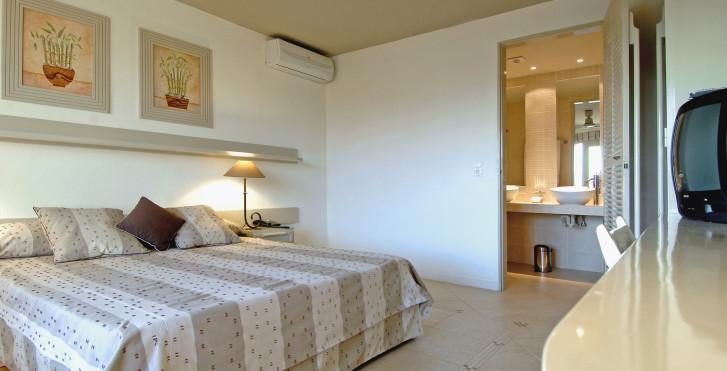 Chambre double - Hotel Morabeza