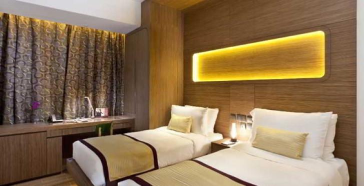 Hotel Pennington by Rhombus