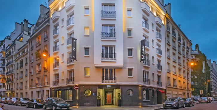 Image 16172214 - Felicien Hôtel by Elegancia (incl. TGV de/à Zurich/Bâle et forfait excursions)
