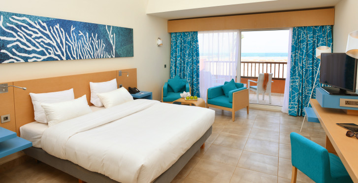 Chambre double vue mer - Novotel Marsa Alam