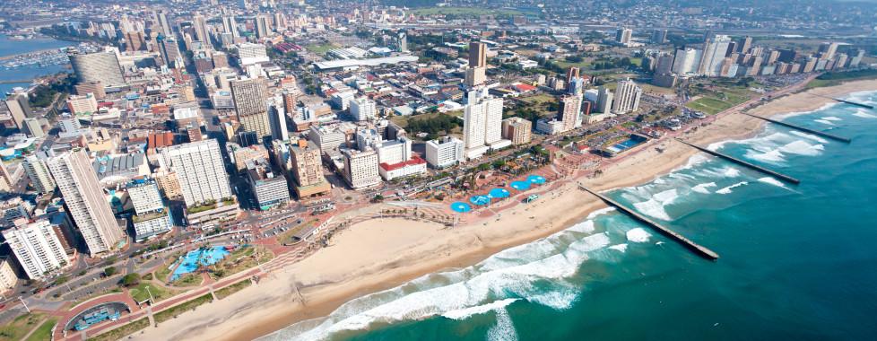 Garden Court Marine Parade, Durban et pays des Zoulous - Vacances Migros