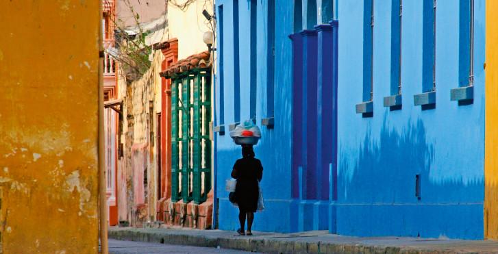 Vieille ville de Bogota