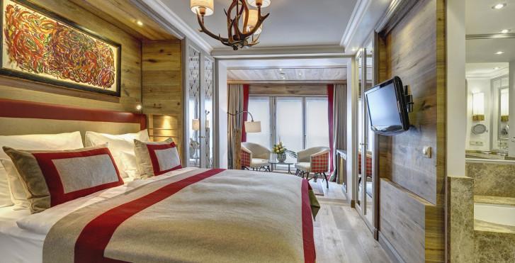 Chambre double Karwendel - Relax & Spa Hôtel Astoria