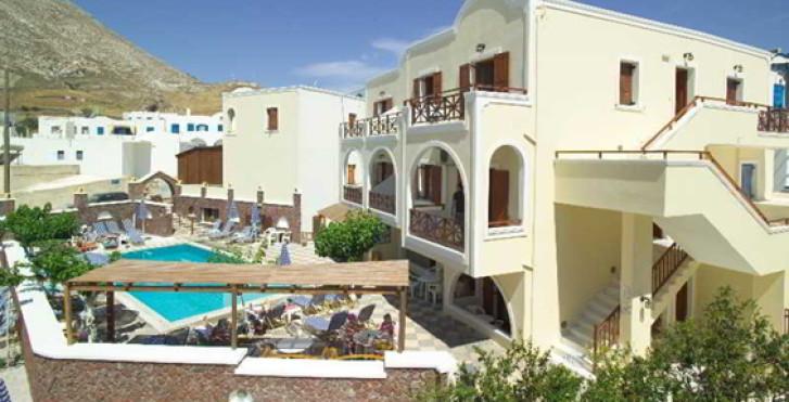 Bild 16717937 - Hotel Fomithea