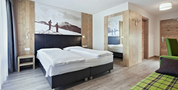 Chambre double Deluxe - Parc Hôtel Miramonti