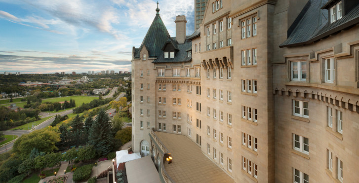 Image 27934084 - The Fairmont Hotel MacDonald