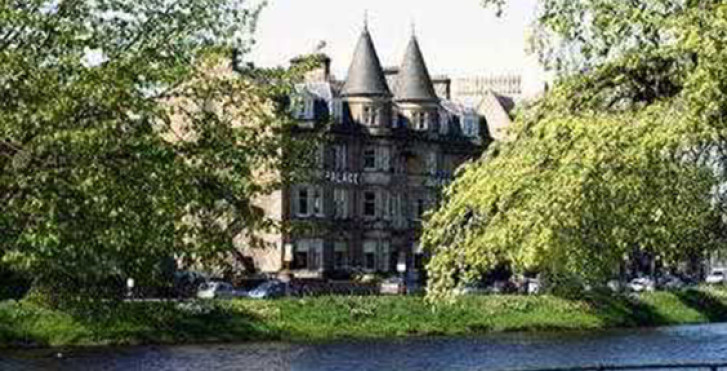 Image 16800628 - Best Western Inverness Palace Hotel & Spa