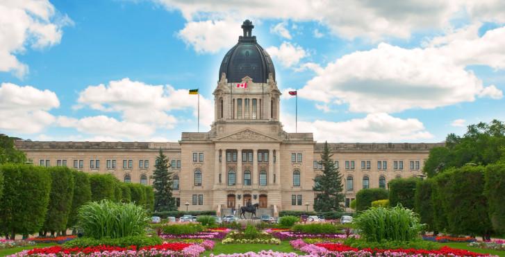 L'édifice législatif, Regina
