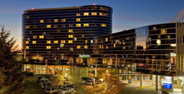 Bild 16994083 - Radisson Hotel Vancouver Airport