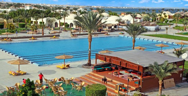 Desert Rose Resort Hurghada Migros Ferien