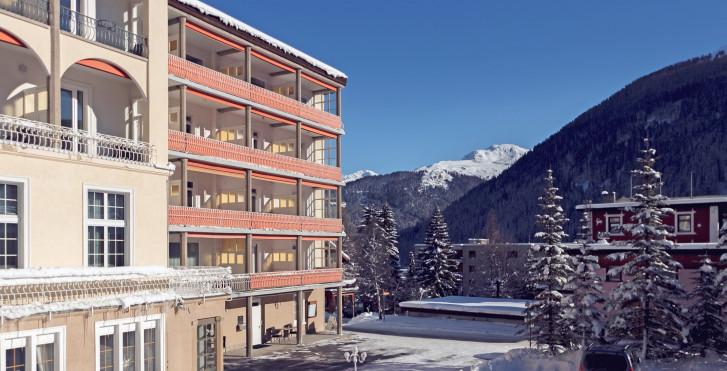 Hotel National - Skipauschale