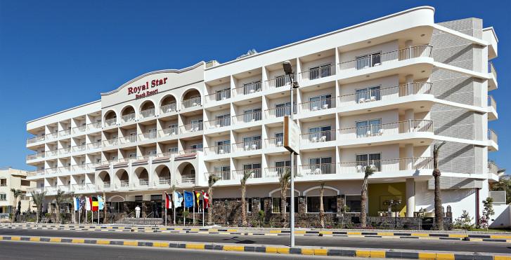 Bild 17830835 - Three Corners Royal Star Beach Resort