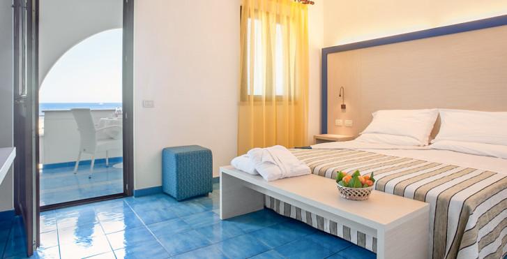 Chambre double - Pietrablu Resort & Spa
