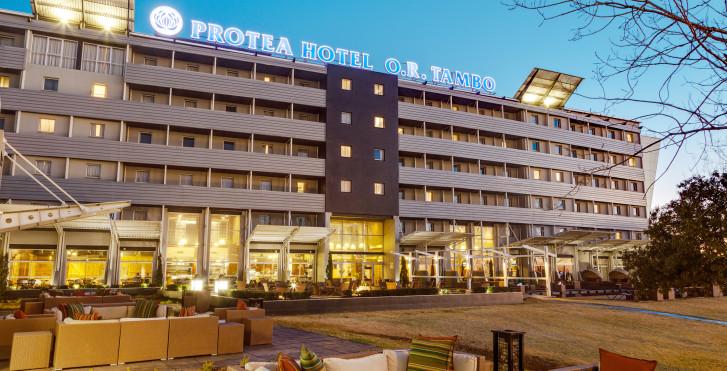 Protea OR Tambo