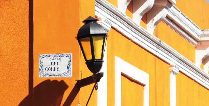 Calle del Coleg, Montevideo