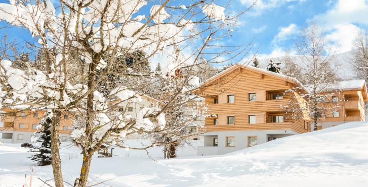 Appartements de vacances pradas forfait ski brigels - Appartement de vacances styleshous design ...