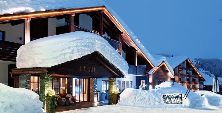 La Val ****Bergspa Hotel Brigels