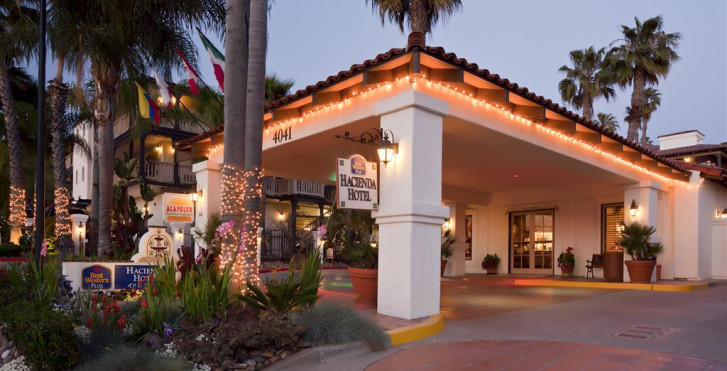 Best Western Plus Hacienda Hotel - Old Town
