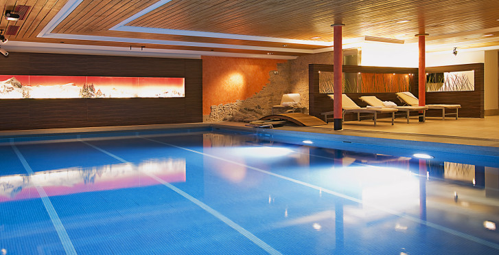 H+ Hôtel & SPA Engelberg (ex. Ramada Hotel Regina Titlis) - Forfait ski