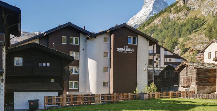 Bild 23999303 - Hotel Sarazena