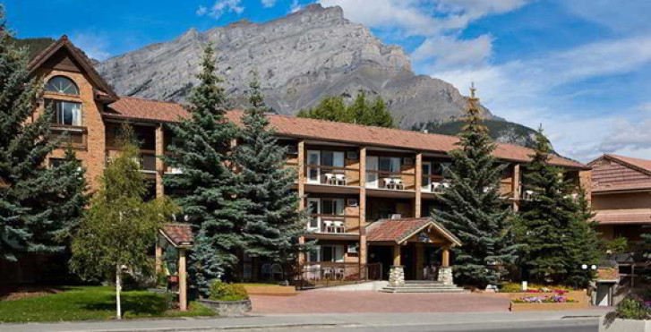 Bild 17389115 - High Country Inn Banff