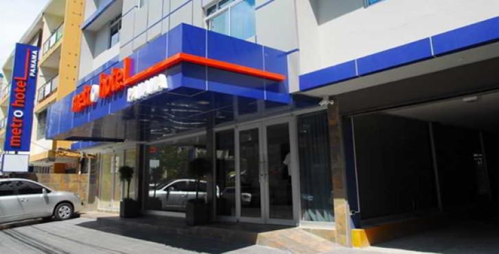 Bild 17511115 - Metro Hotel Panama