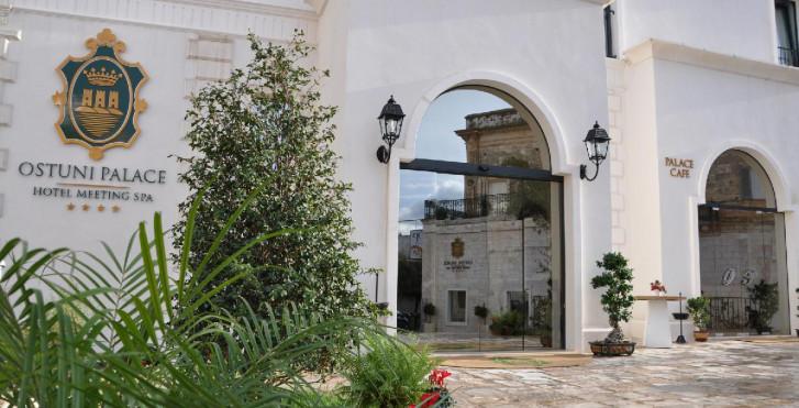 Ostuni Palace