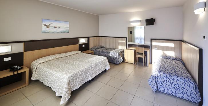 Doppelzimmer Comfort - Riva Marina Resort