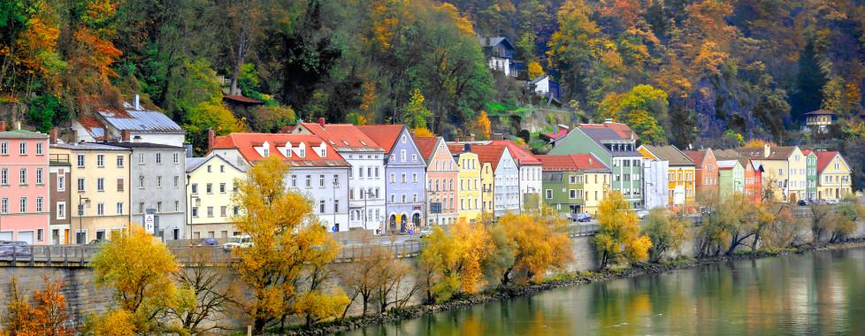 Vélo et bateau: Passau–Budapest–Passau / Primadonna, Passau - Vacances Migros