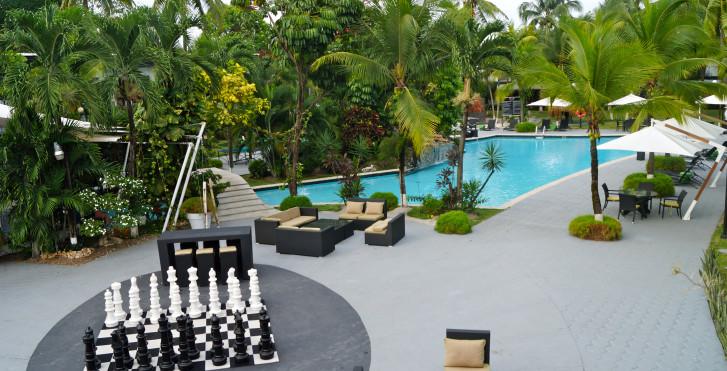 Bild 29440249 - Riande Airport Hotel & Resort