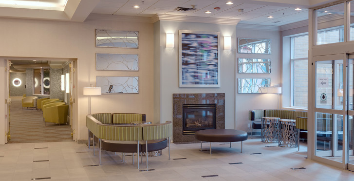 Lobby - Radisson Hotel & Suites Fallsview