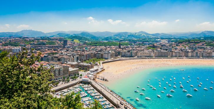 Hotel Mercure San Sebastian Monte Igueldo Donostia Espagne