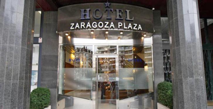 Zaragoza Plaza Hotel