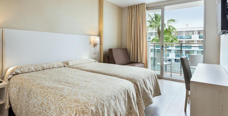 Doppelzimmer - Hotel Best Maritim