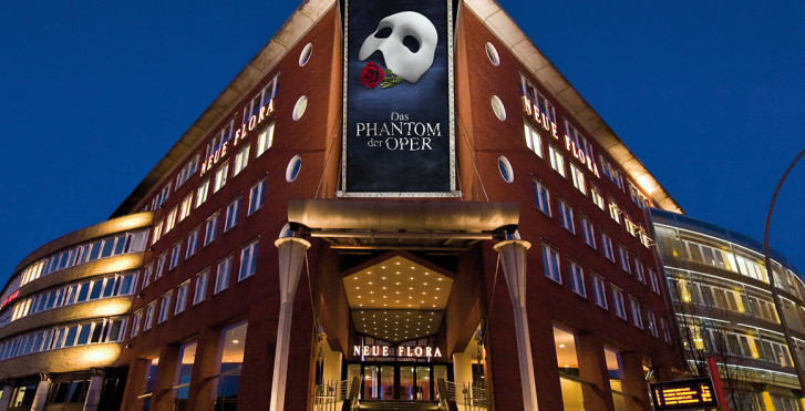 © Stage Entertainment - BEST WESTERN PREMIER Alsterkrug (inkl. PHANTOM OF THE OPERA)