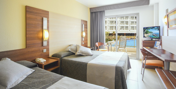 Chambre double Premium - Aqua Hotel Aquamarina & Spa