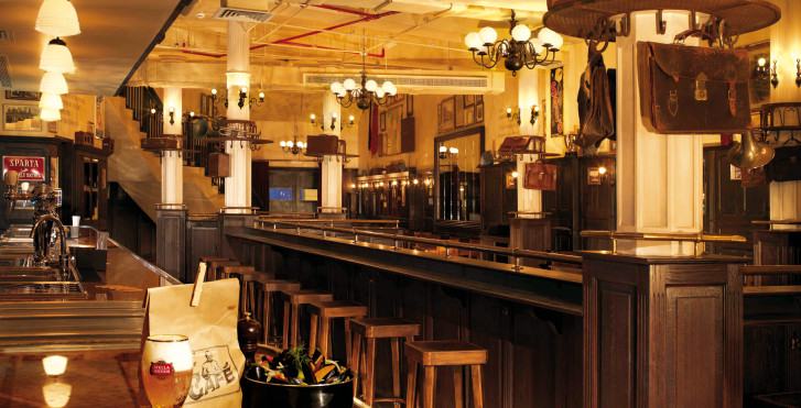 Pub - Crowne Plaza Dubai Festival City