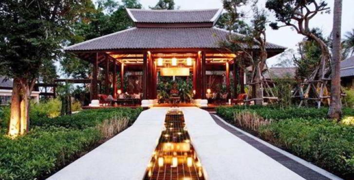 Image 15163851 - Anantara Lawana Resort and Spa Samui