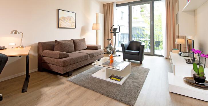Bild 26096055 - ApartHotel Residenz am Deutschen Theater