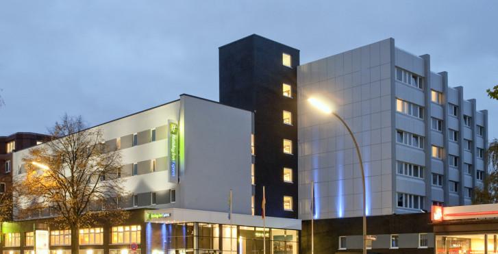 Holiday Inn Express Hamburg City Centre (offre spéciale marché de Noël)