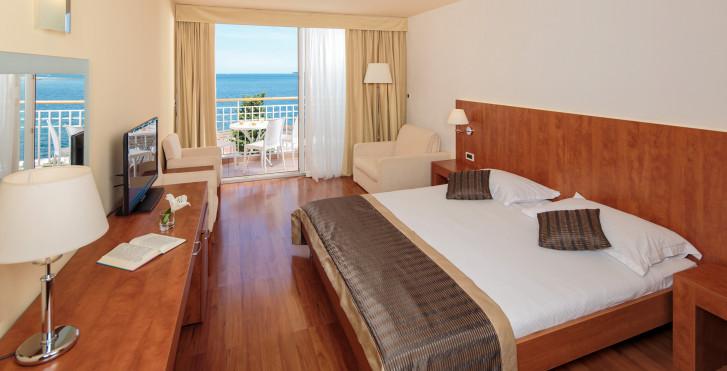 Doppelzimmer Premium Hotel - Sol Umag Hotel & Residence